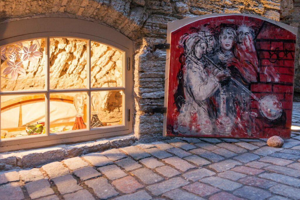 Street-Art à Tallinn