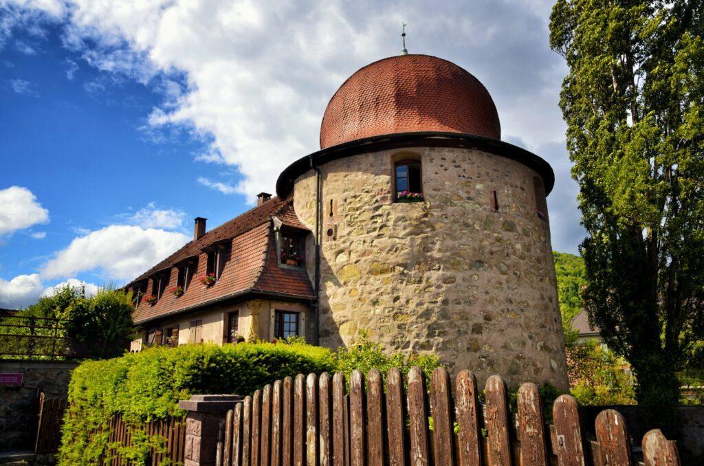 Thann en Alsace