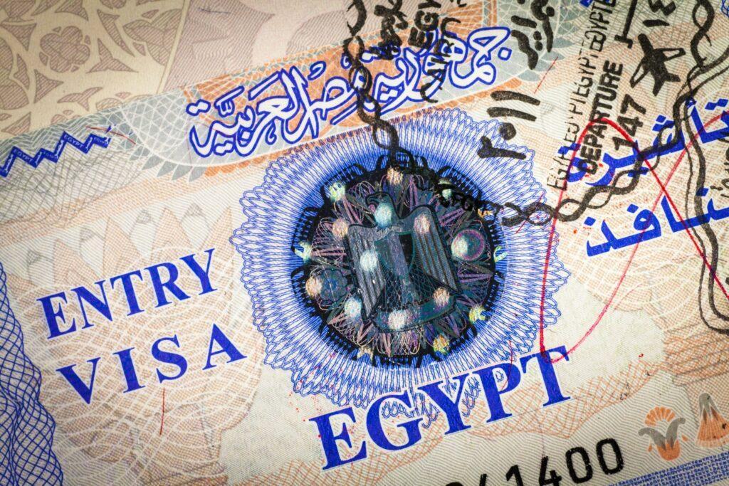 visa Égypte