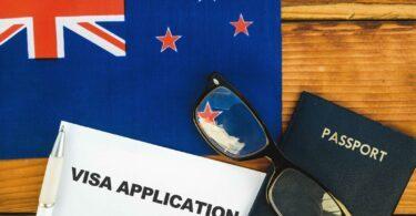 visa pour la Nouvelle-Zélande