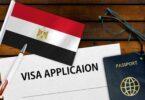 visa pour l'Égypte