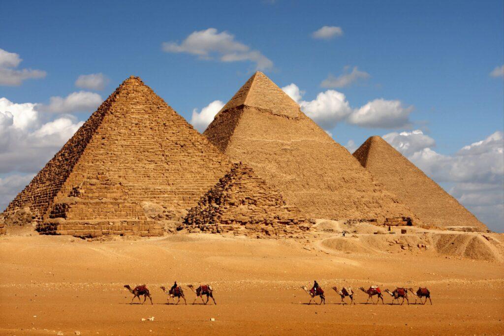 visiter l'Égypte