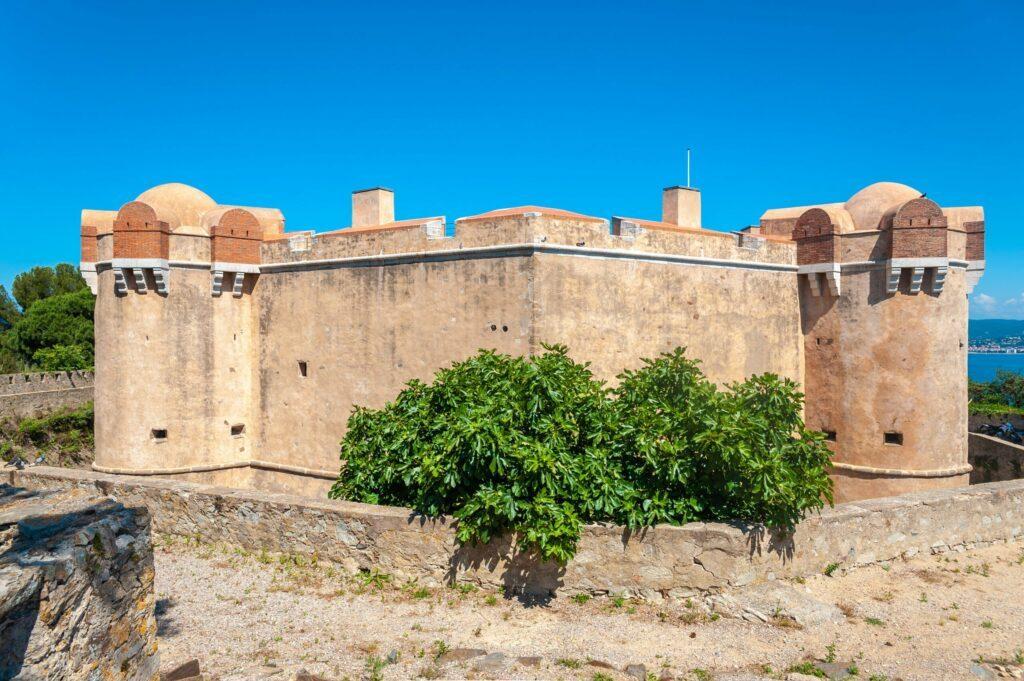 citadelle Saint-Tropez