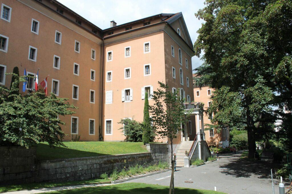 Le conservatoire d'Art et d'Histoire à faire à Annecy
