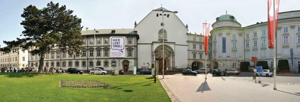 Innsbruck Musee art populaire du Tyrol