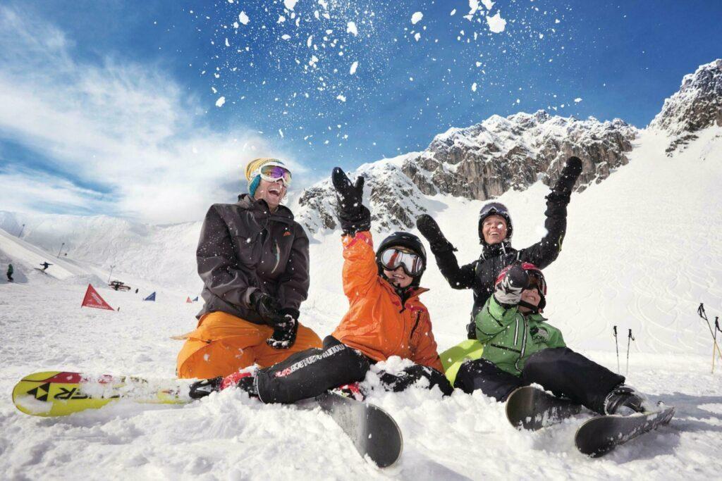 Innsbruck ski hiver station