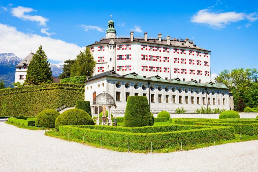 Le château d'Ambras à faire à Innsbruck