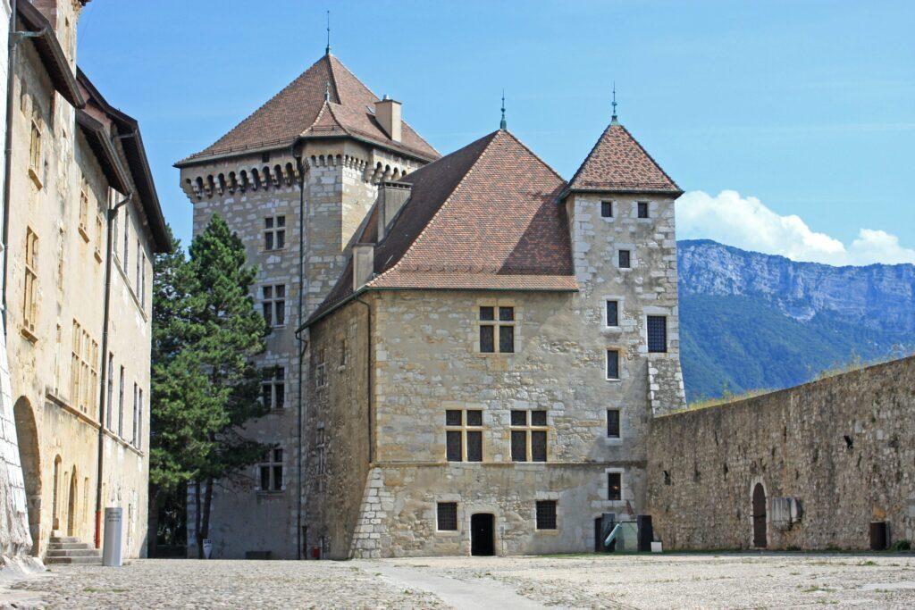 Le Musée Château d'Annecy