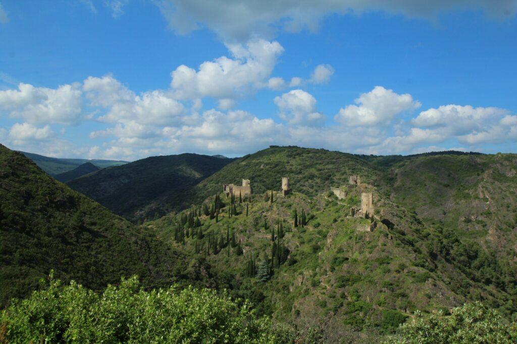 Montagne noire Aude