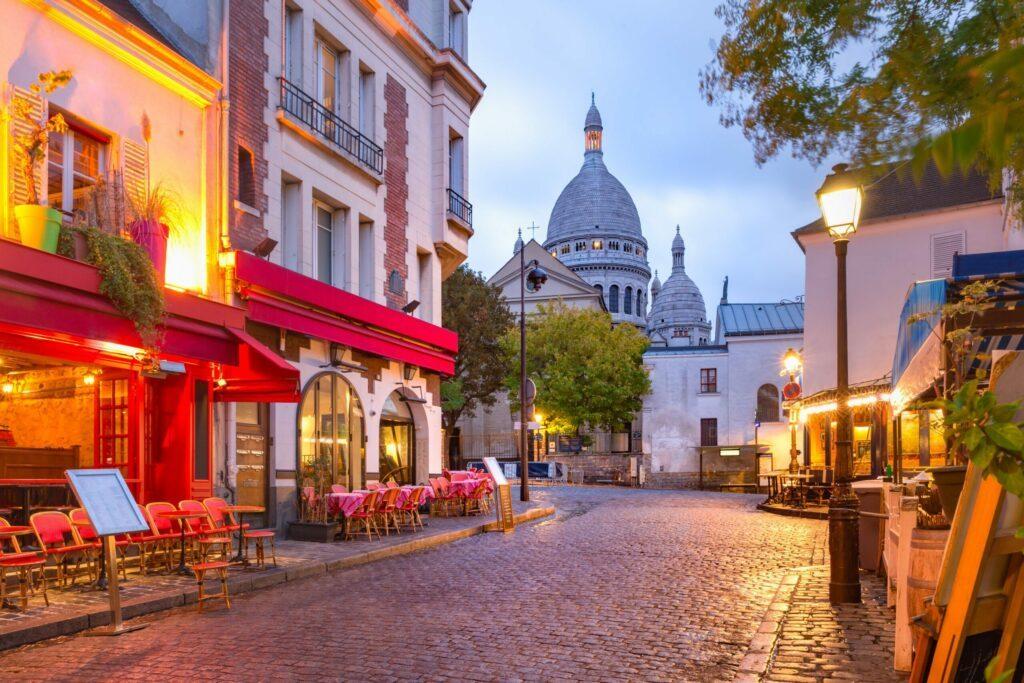 Montmartre où dormir à Paris