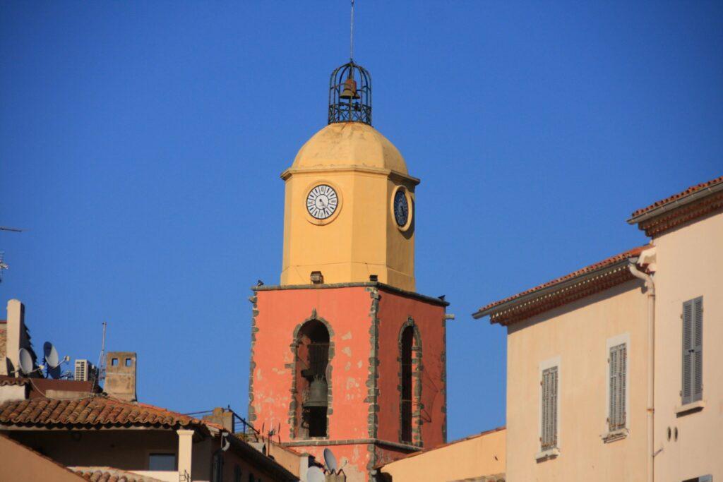 Le clocher de Notre-Dame de l'Assomption