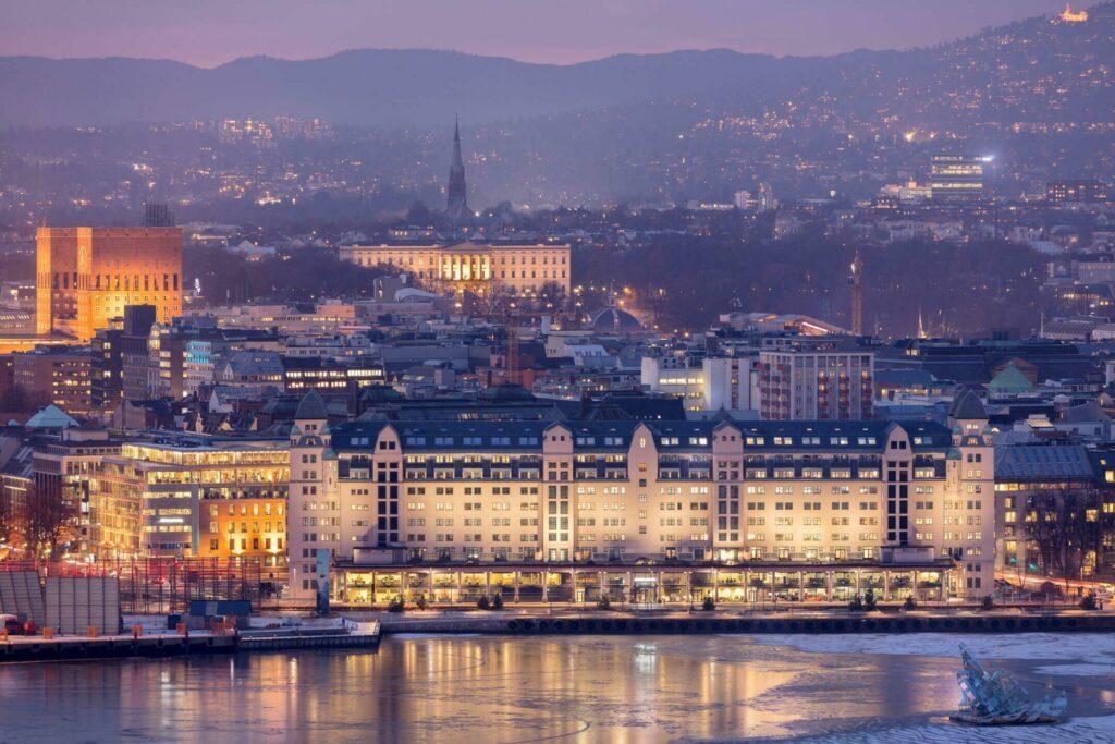 Oslo à faire en Norvège