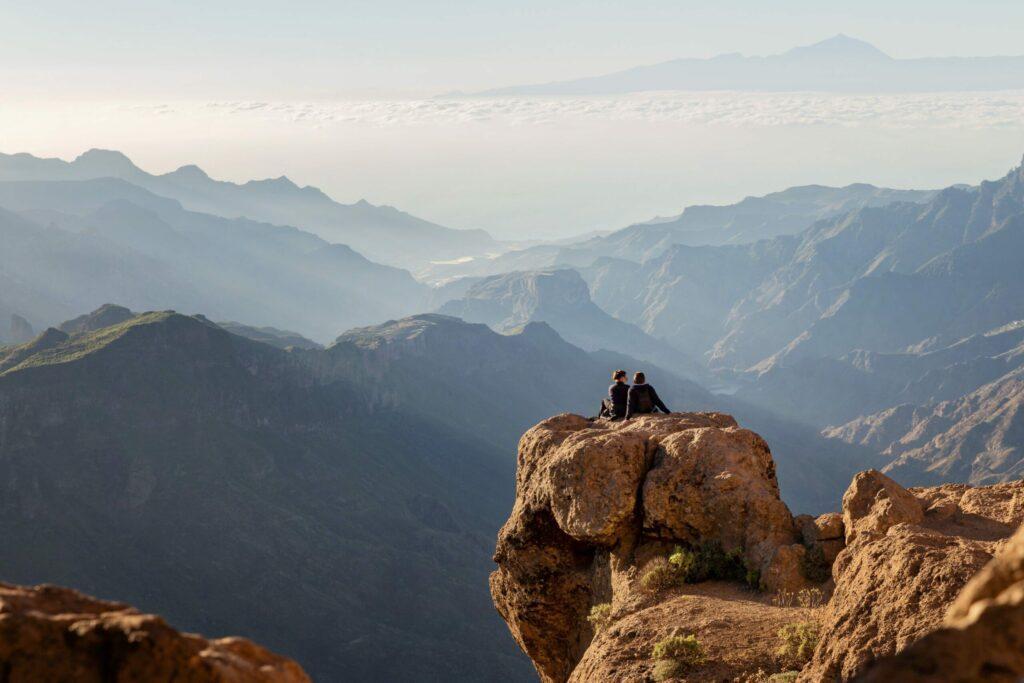 Roque Nublo à Gran Canaria
