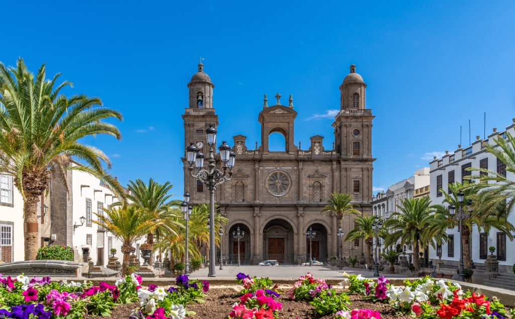 Santa Ana à Las Palmas