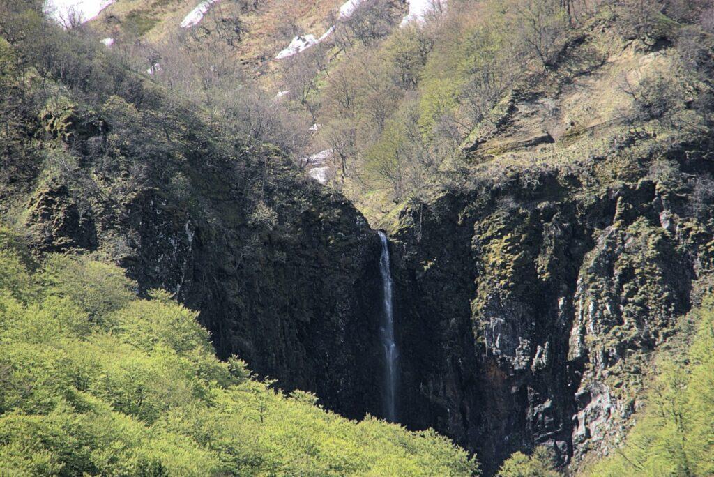 Vallée de Chaudefour cascade