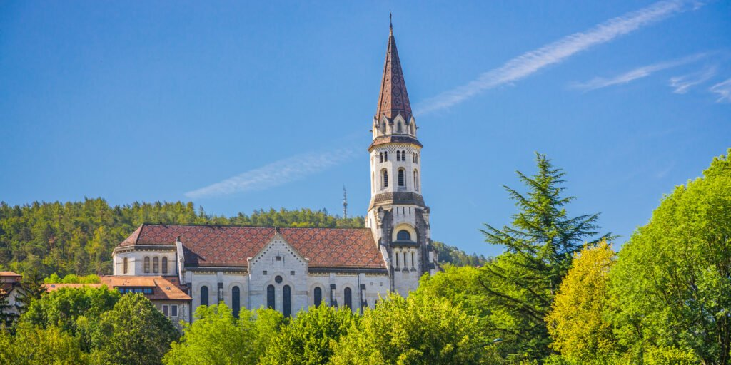 La Basilique de la Visitation