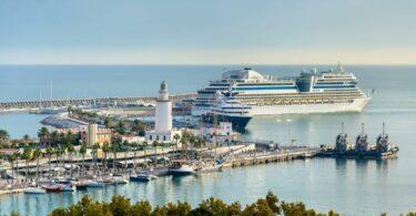 la Méditerranée en croisière
