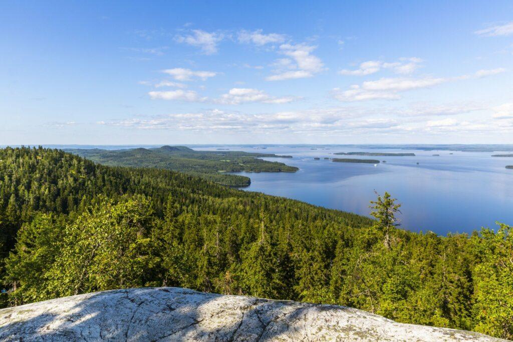 Le lac Pielinen parmi les plus beaux paysages de Finlande