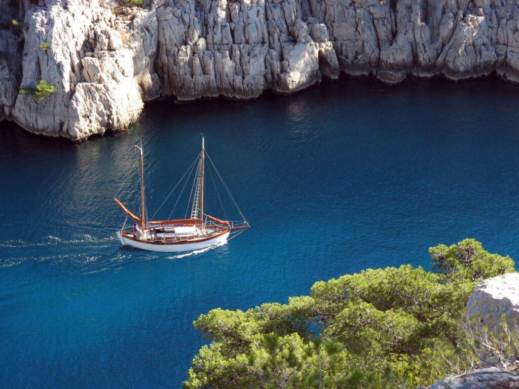louer un voilier à Marseille