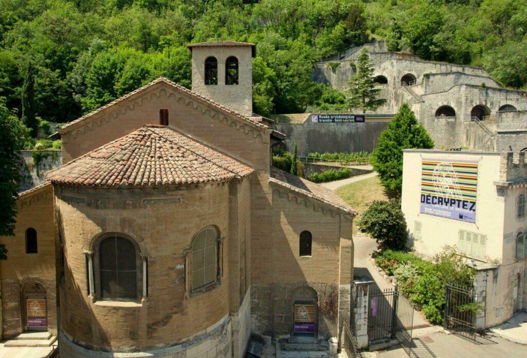 Le musée archéologique de Grenoble