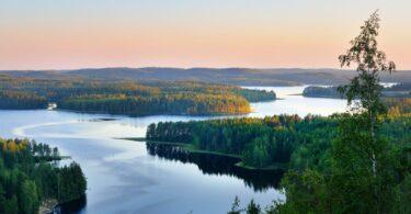 paysages de Finlande