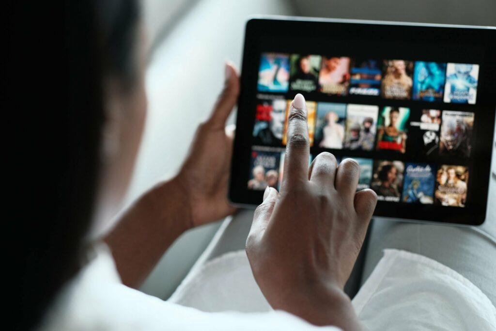apprendre l'anglais avec Netflix