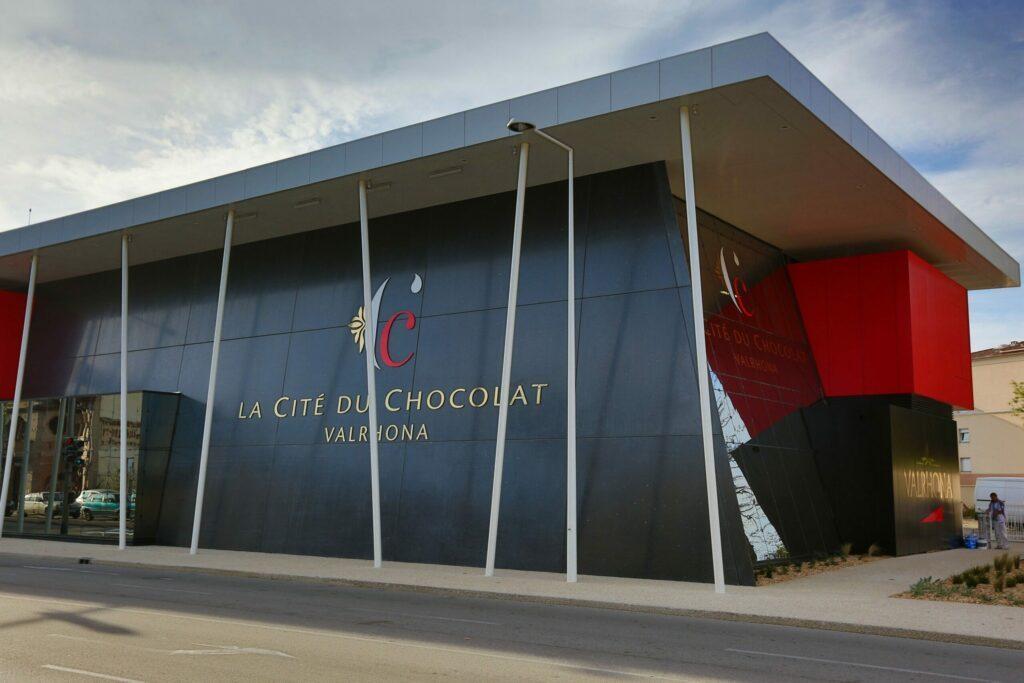 La cité du chocolat à Tain-l'Hermitage
