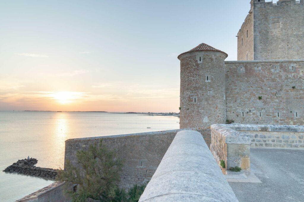 Fouras et son fort Vauban et visiter la Charente-Maritime