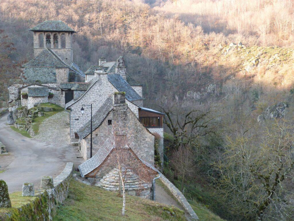 Le hameau de Bes-Bédène