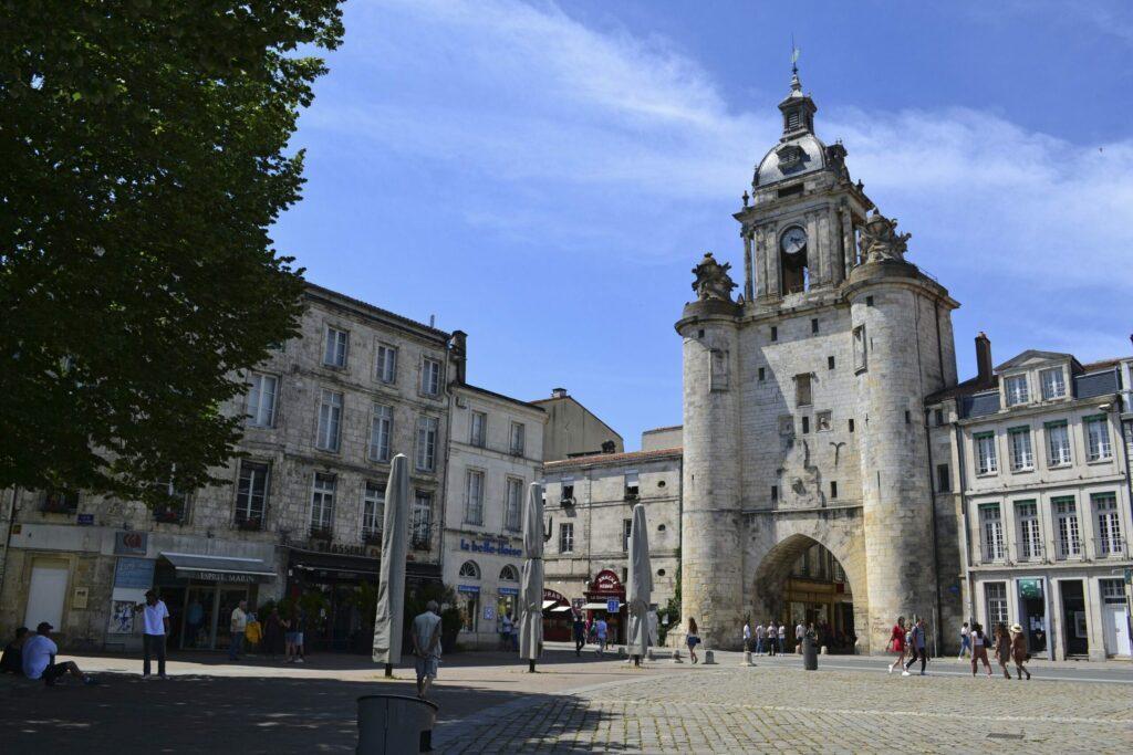 La Tour de l'Horloge à La Rochelle