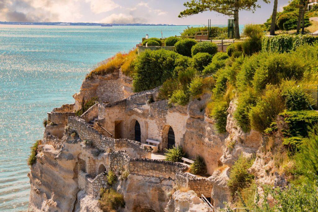 Les grottes de Meschers-sur-Gironde