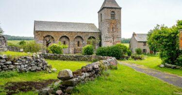 Les plus beaux villages de l'Aubrac
