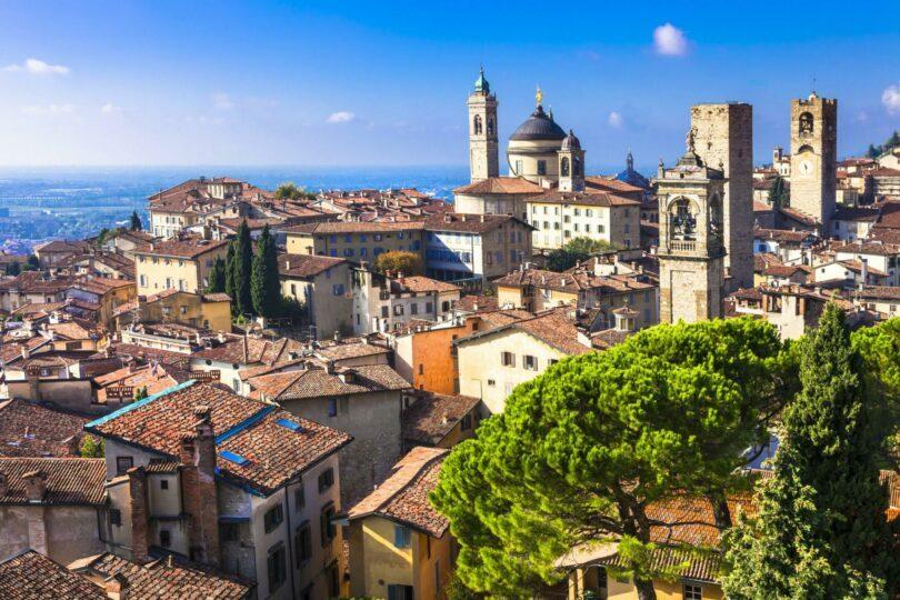 Que faire à Bergame en Italie