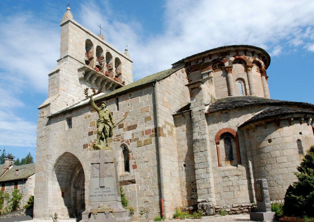 Saint-Urcize village de l'Aubrac