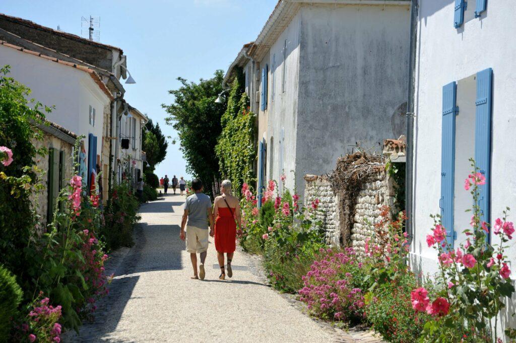 Se promener à Talmont sur Gironde