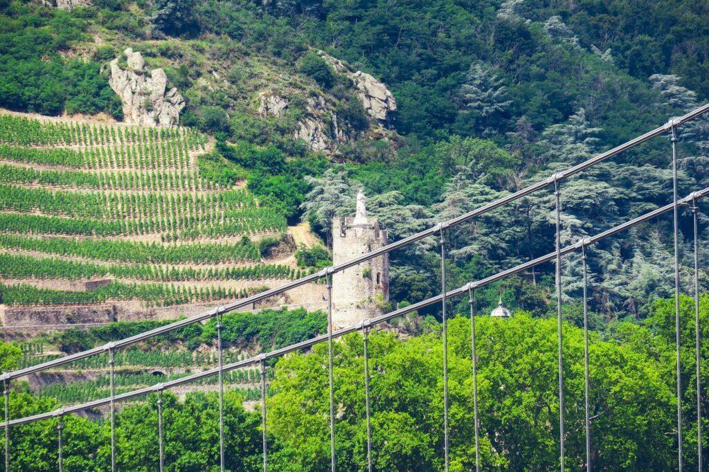 La Tour de la Vierge (sentier des Tours)