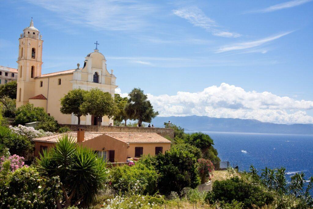 Cargèse en Corse du sud