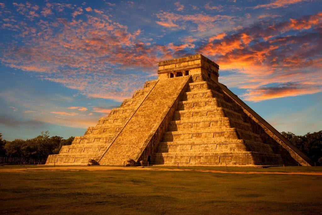 La pyramide de Chichen Itza au Mexique parmi les plus beaux pays du monde
