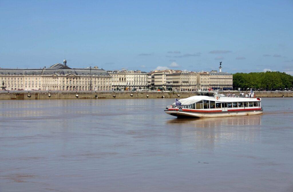 Croisière à Bordeaux