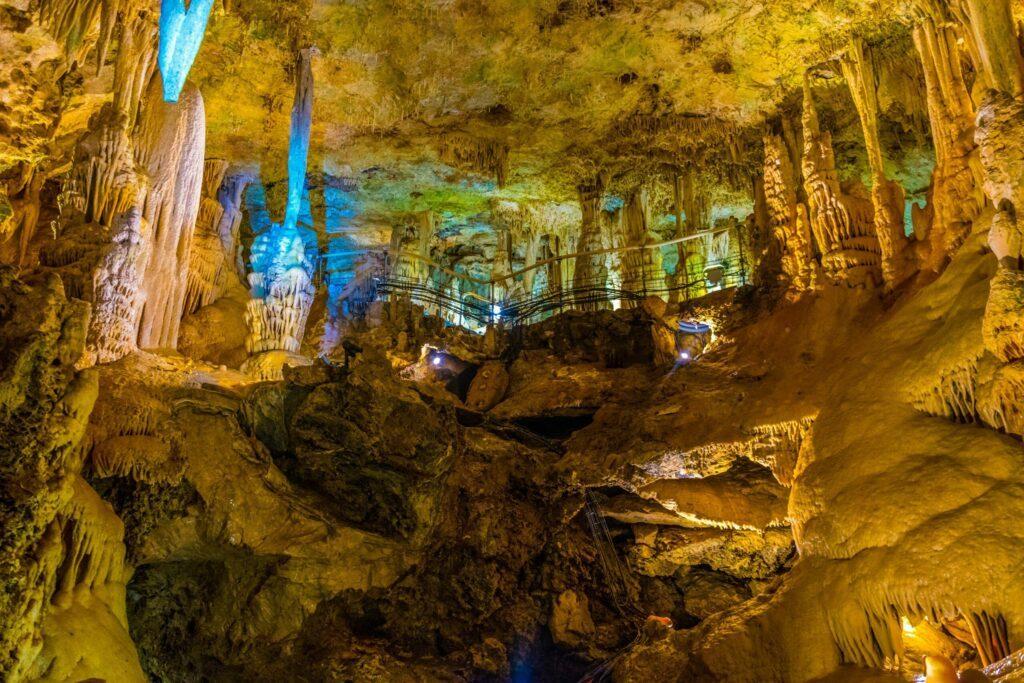 La grotte de l'observatoire