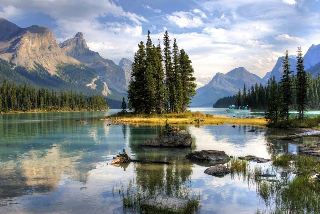 La nature au Canada parmi les plus beaux pays du monde