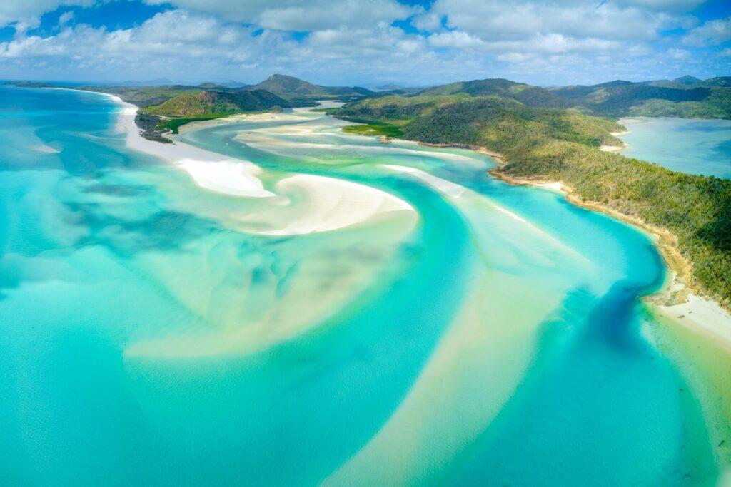 L'Australie et ses plages de rêve