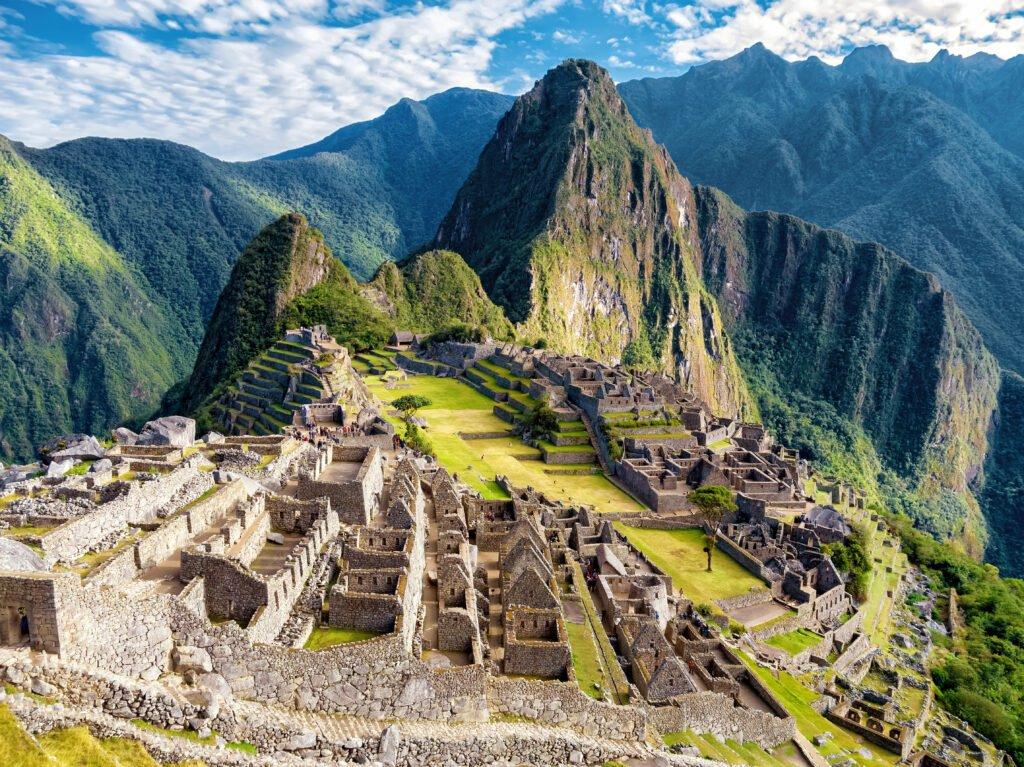 Le Machu Pîcchu au Pérou parmi les plus beaux pays du monde
