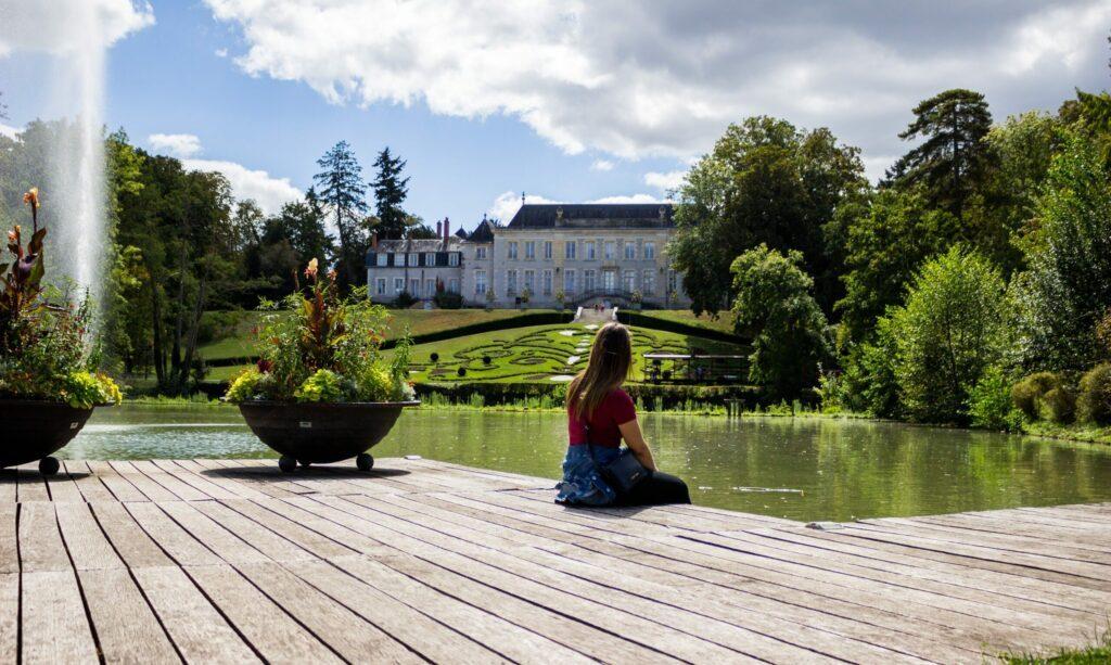 Le parc floral de la Source à Orléans