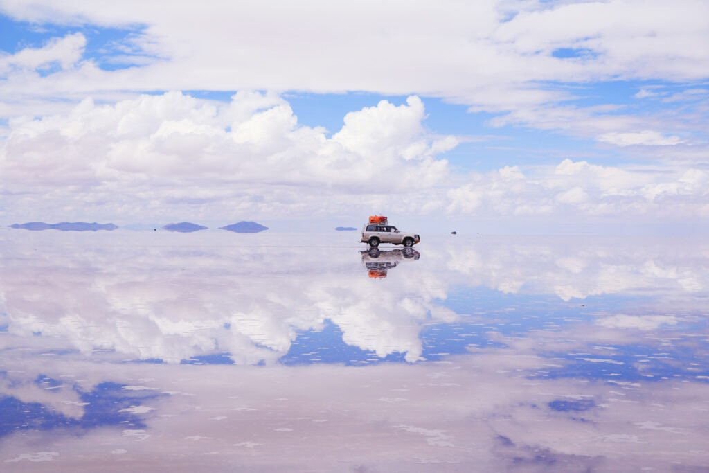 Le Salar de Uyuni en Bolivie parmi les plus beaux pays du monde