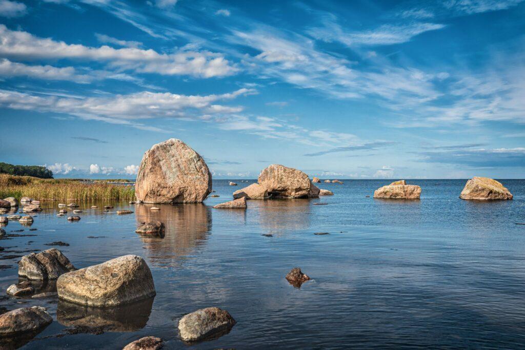 Les rochers de Vana-Jüri