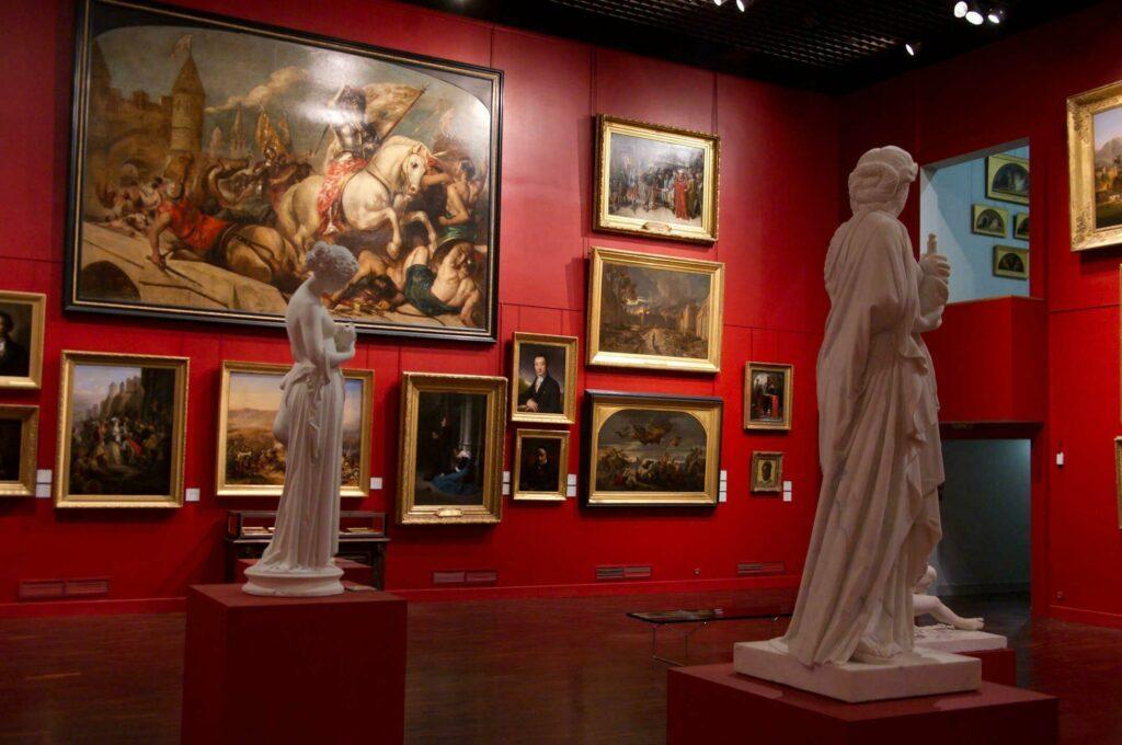 Le musée des Beaux Arts d'Orléans