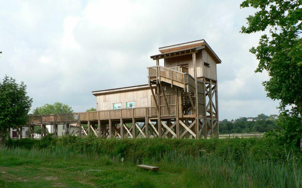 L'observatoire de la plaine d'Ansot