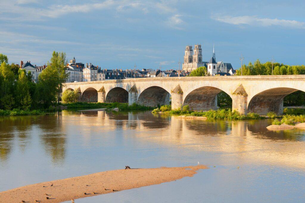 Se promener au bord de la Loire