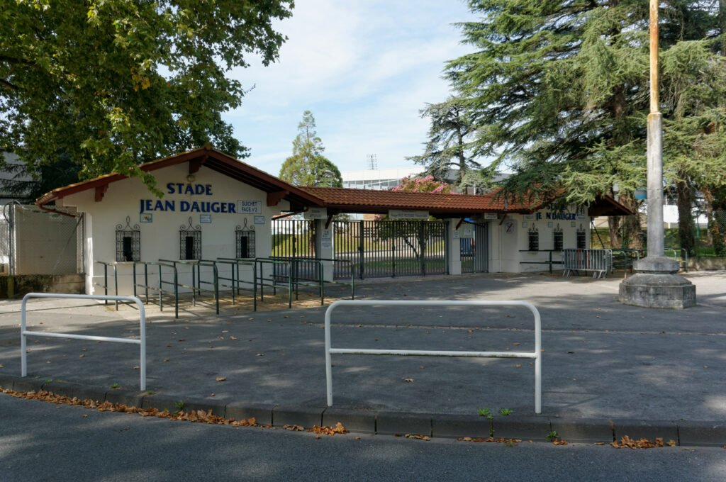 Le stade Jean Dauger